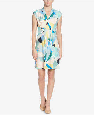 Catherine Malandrino Tinka Geo-Print Dress