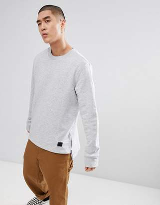 Cheap Monday Change Side Zip Sweater
