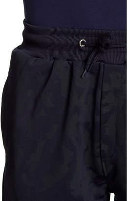 TR PREMIUM Camo Short With Side Pockets
