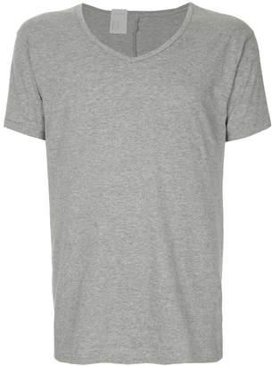 N. Hoolywood v-neck plain T-shirt