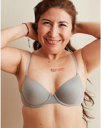 aerie Real Sunnie Demi Lightly Lined Bra