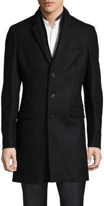 The Kooples Men's Wool & Felt Coat