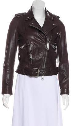 AllSaints Moto Leather Jacket
