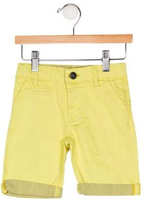 Little Marc Jacobs Boys' Four Pocket Knee-Length Shorts w/ Tags