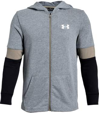 Under Armour Boys' UA Rival Terry Full Zip