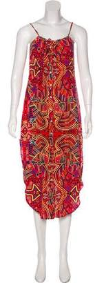 Mara Hoffman Sleeveless Midi Dress