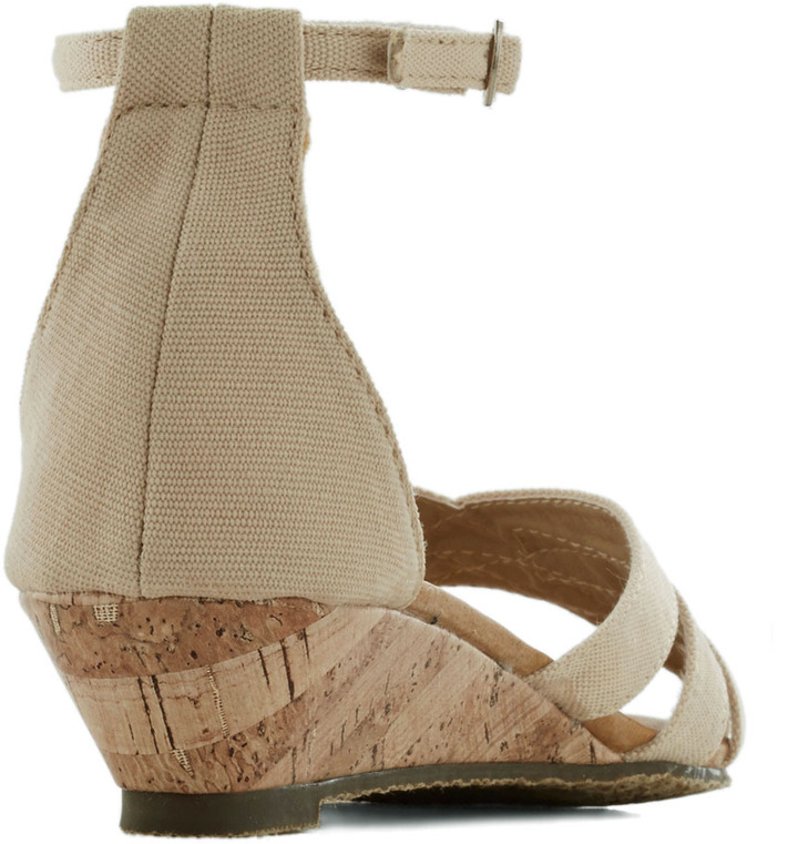 Gondola with the Wind Sandal in Tan