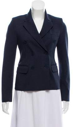 Stella McCartney Double-Breasted Knit Blazer