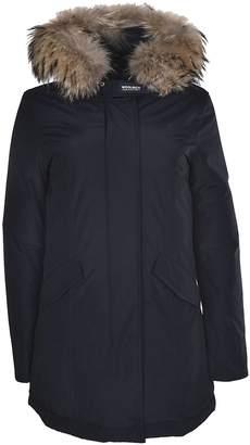 Woolrich Fur Raincoat