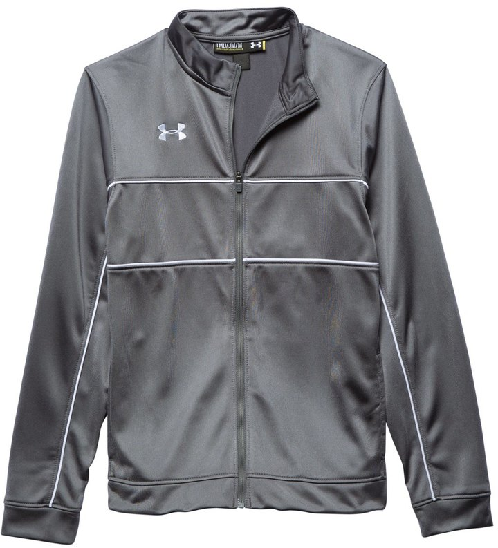 Under Armour Youth Rival Knit WarmUp Jacket - 8148258