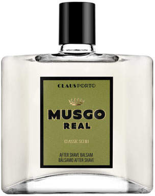 Musgo Real Classic Scent After Shave Balsam, 3.4 oz./ 100 mL