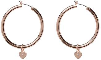 Juicy Couture Couture Yourself Large Hoop Earrings