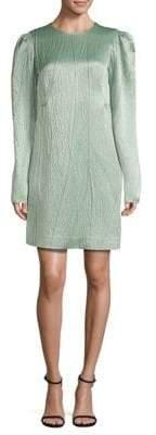 Lanvin Textured Sheath Dress