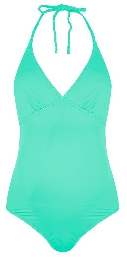 Topshop Women's Topshop Braid One-Piece Maternity Swimsuit
