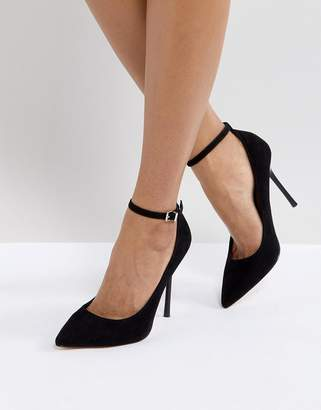 Faith Chlo Pointed Heeled Shoes