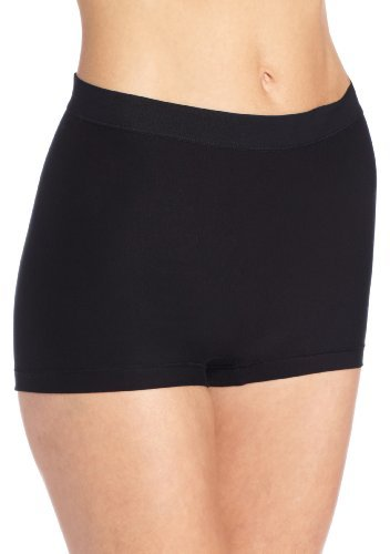 Nearly Nude Women's Smoothing Cotton Boy Short