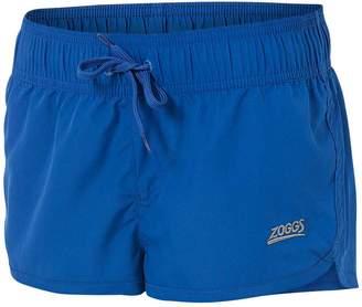 Zoggs Girls Mermaid Swim Shorts