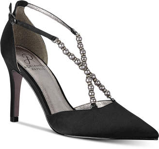 Adrianna Papell Aurora Evening Pumps Women Shoes
