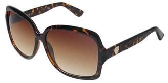 Vince Camuto Women's Oversized 60mm Acetate Frame Sunglasses
