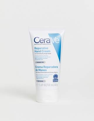 CeraVe nourishing fast absorbing non-greasy protective hand cream 50ml