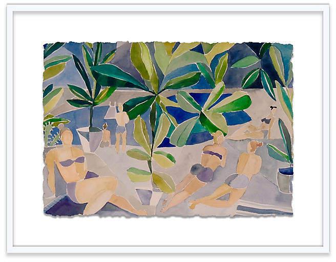 Bathers I - Hayley Mitchell - 47