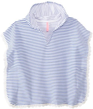 Seafolly Girls' Cute D'Azure Kaftan 8148044 $62.50 thestylecure.com
