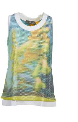 adidas by Stella McCartney Layered Look Tank Top
