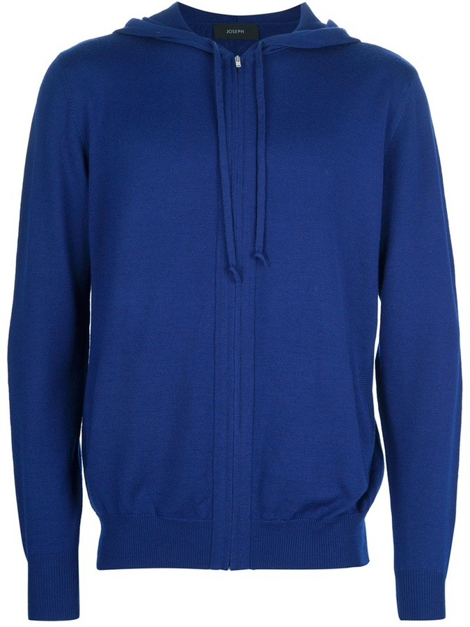 Joseph hooded sweater