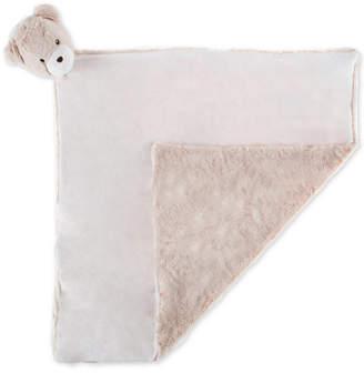 Happy Trails Baby Bear Stuffed Animal Security Blanket