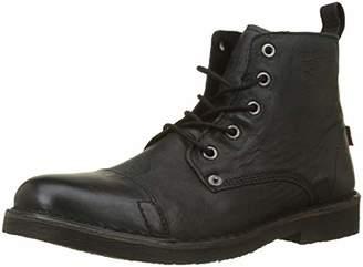 Levi's Men''s Track Biker Boots, (Noir Regular Black 59)