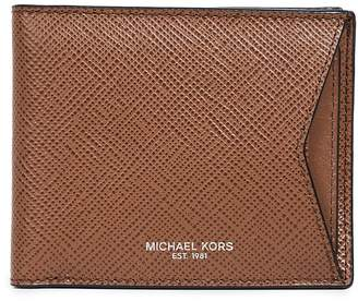 973fd756354b36 Michael Kors Harrison Wallet with Card Case