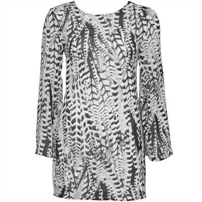Click to view all Firetrap Firetrap Womens Dress Black/White