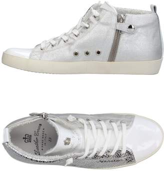 Leather Crown High-tops & sneakers - Item 11402887OB