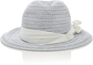 Maison Michel Derek Straw Hat