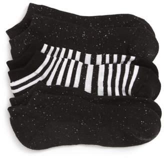 Nordstrom Nepp 3-Pack No Show Socks