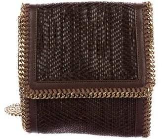 Stella McCartney Braided Mini Falabella Crossbody Bag w/ Tags