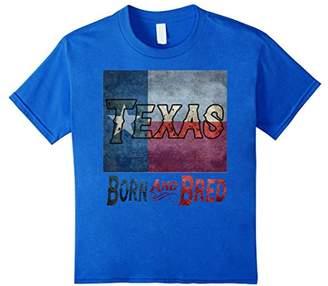 Texas Born and Bred Tee Shirt