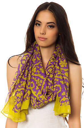 Printed Village The Everything is Vine Scarf