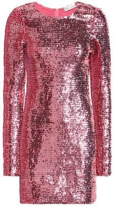 RED Valentino Sequined minidress
