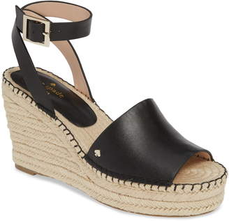 e999143ac33f Kate Spade Platform Wedge Women s Sandals - ShopStyle