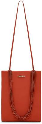 Jacquemus LE A4 レザートートバッグ