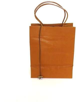 The Brave Brown Bag Classic Wax Cotton Tote