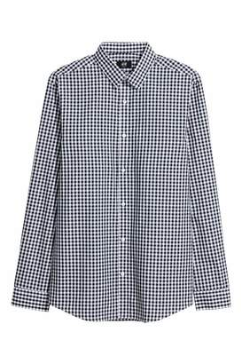 H&M Easy-iron Shirt Slim fit