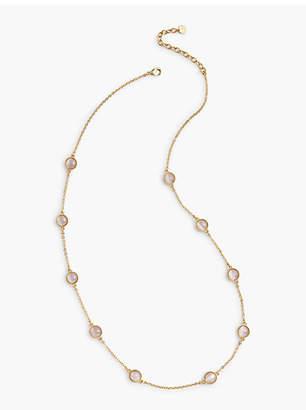Talbots Cateye Necklace