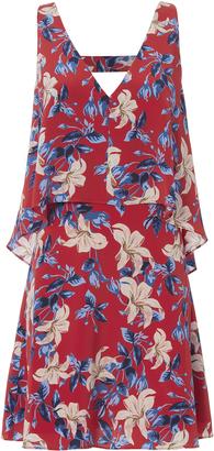 Exclusive for Intermix Lisette Floral Printed Mini Dress $298 thestylecure.com