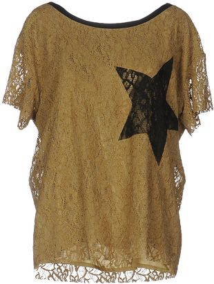 JUCCA Blouses $184 thestylecure.com