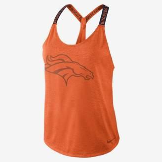 Nike Dri-FIT Elastika (NFL Broncos) Women's Tank