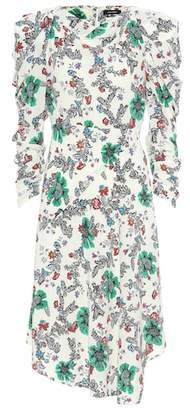 Isabel Marant Carley floral-printed dress