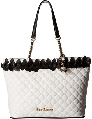 Betsey Johnson Family Ties Tote $128 thestylecure.com