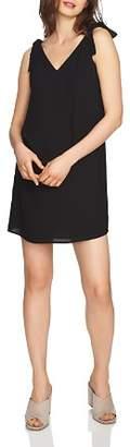 1 STATE 1.STATE Tie-Shoulder Shift Dress